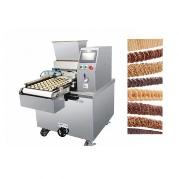 Small bugles corn chips fried wheat flour snacks processing equipments