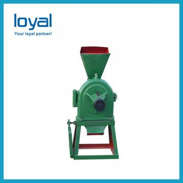 High Output Soya Bean Rice Powder Making Machine , Nongreasy Wheat Grain Flour Mill Machine