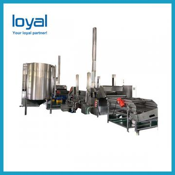 Competitive price potato crisp production line frozen french fries processing equipment