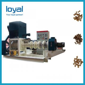 Animal Feed Pellet Making Machine , Fish Feed Pellet Machine Siemens Motor