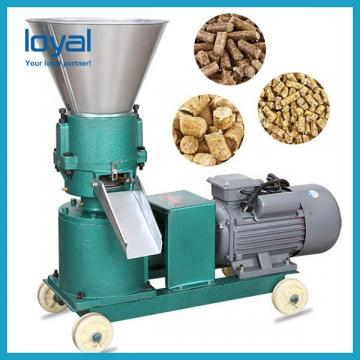Farmers machinery fish feed pellet mill animal feed pellet mill