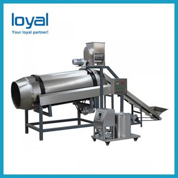 China professional floating fish feed extruder machine / fish feed machine