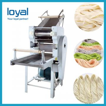 Dried Instant Noodle Making Machine Small Ramen Noodle Food Machine