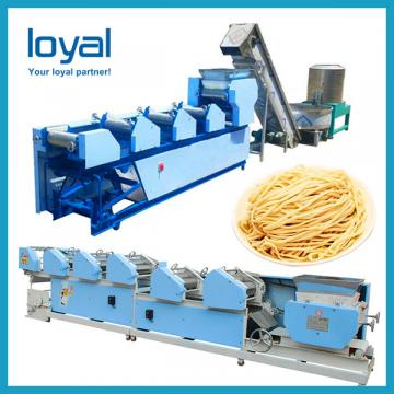 Full Automatic Instant Noodle Processing line / ramen noodle maker machine
