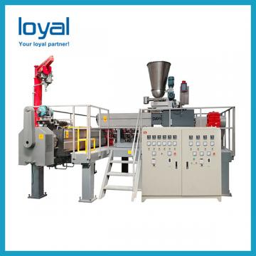 High quality automatic fried corn bugle snacks production line