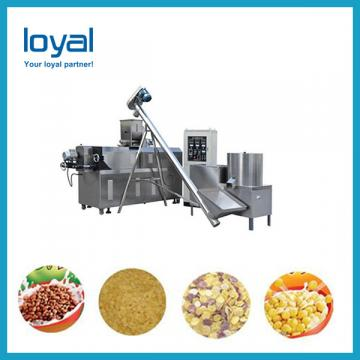 Delicious good performance corn flakes/breakfast cereal processing line