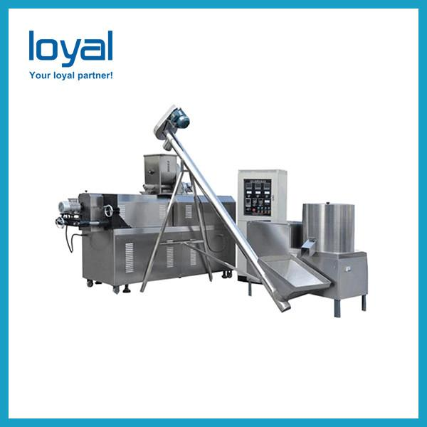CE approved two colors rice bag wheat flour woven bag forming machine making machine #2 image