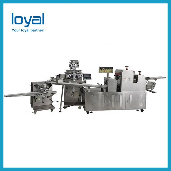 Automatic Rolled Sugar Cone Machine for Food/Biscuit/Bakery ( #1 image