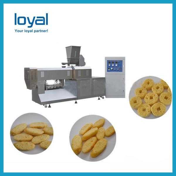High Quality commercial bakery oven / Industrial Automatic Bread Making Machine / cake baking oven #3 image
