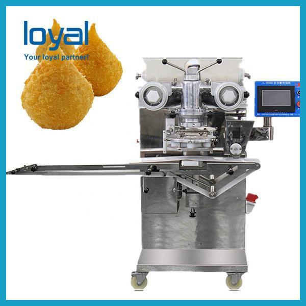 Breakfast Corn Flakes Snacks Frying Machine , Snack Food Processing Equipment #3 image