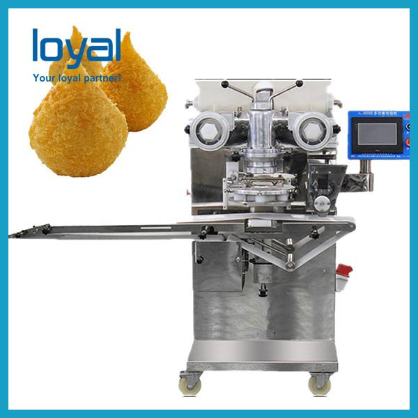 Fried Puff Corn Snack Processing Food Equipment #3 image