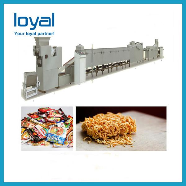 Commercial fresh ramen noodle making machine with low price #3 image