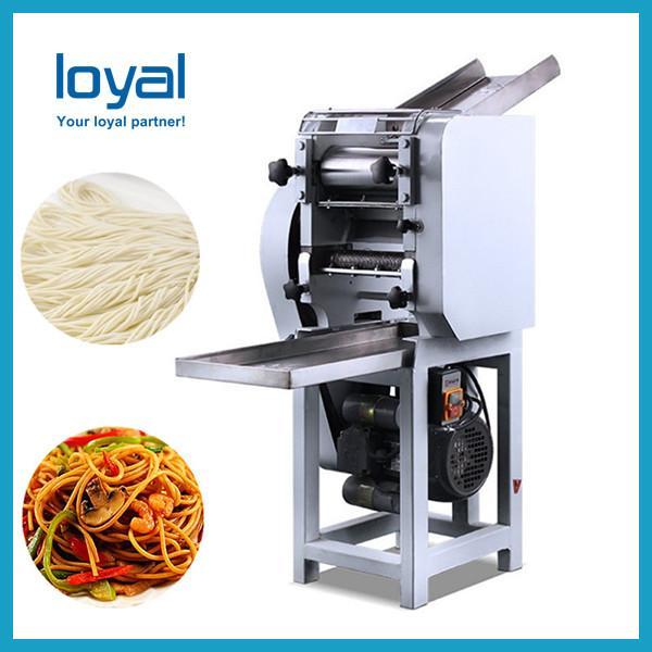 Restaurant Cold Ramen Udon Egg Noodle Making Maker Processing Machine #3 image