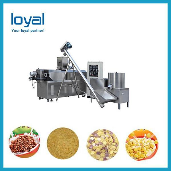 Wheat and corn flake making machine/Breakfast Cereal Process Line #2 image